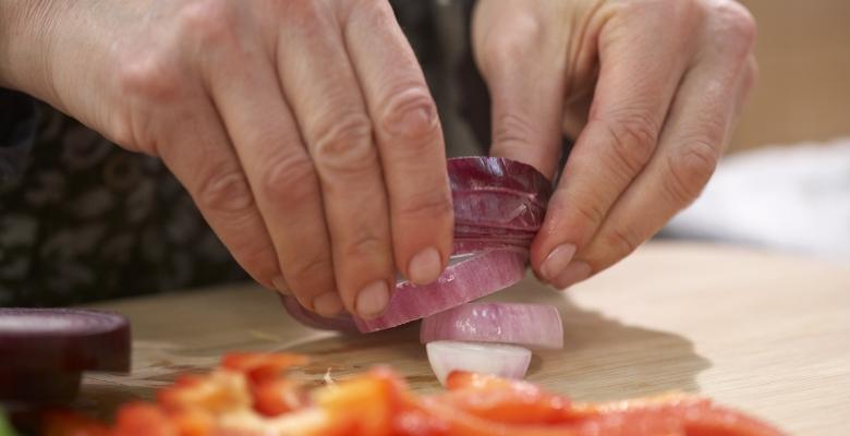 Turkey Sausage, Pepper & Onion Hoagies