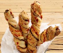 Grecian Breadsticks