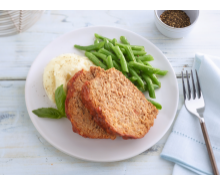 Italian Turkey Meatloaf