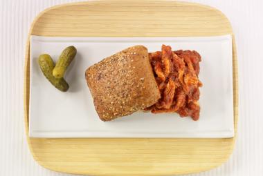 Zesty Barbeque Turkey Sandwiches