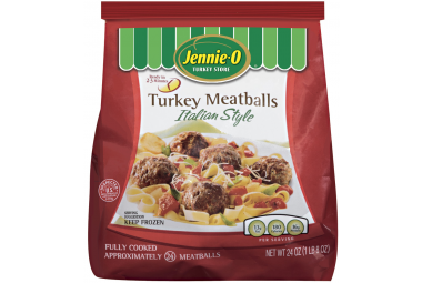 Fully Cooked Italian Style Turkey Meatballs