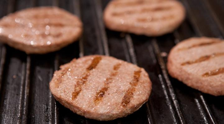 Flatiron Turkey Burger