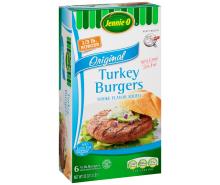 1/3 lb. Turkey Burgers