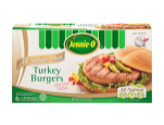 Turkey Burgers - All White Meat