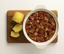 Tex-Mex Turkey Chili