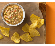 Slow Cooker Turkey Cheese Dip