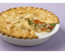 Classic Turkey Pot Pie