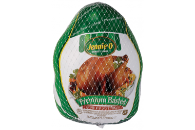 Premium Basted Young Turkey-Frozen