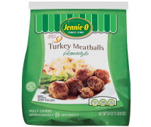 Fully Cooked Home Style Turkey Meatballs