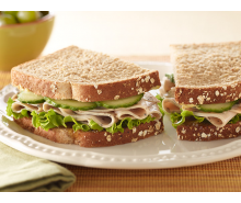 Turkey & Mango Chutney Sandwich
