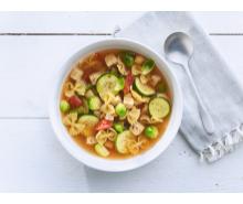 Turkey Minestrone Soup