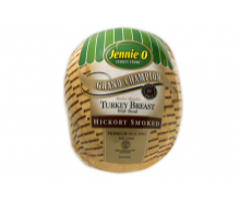 Hickory Smoked Turkey Breast, Skin-On
