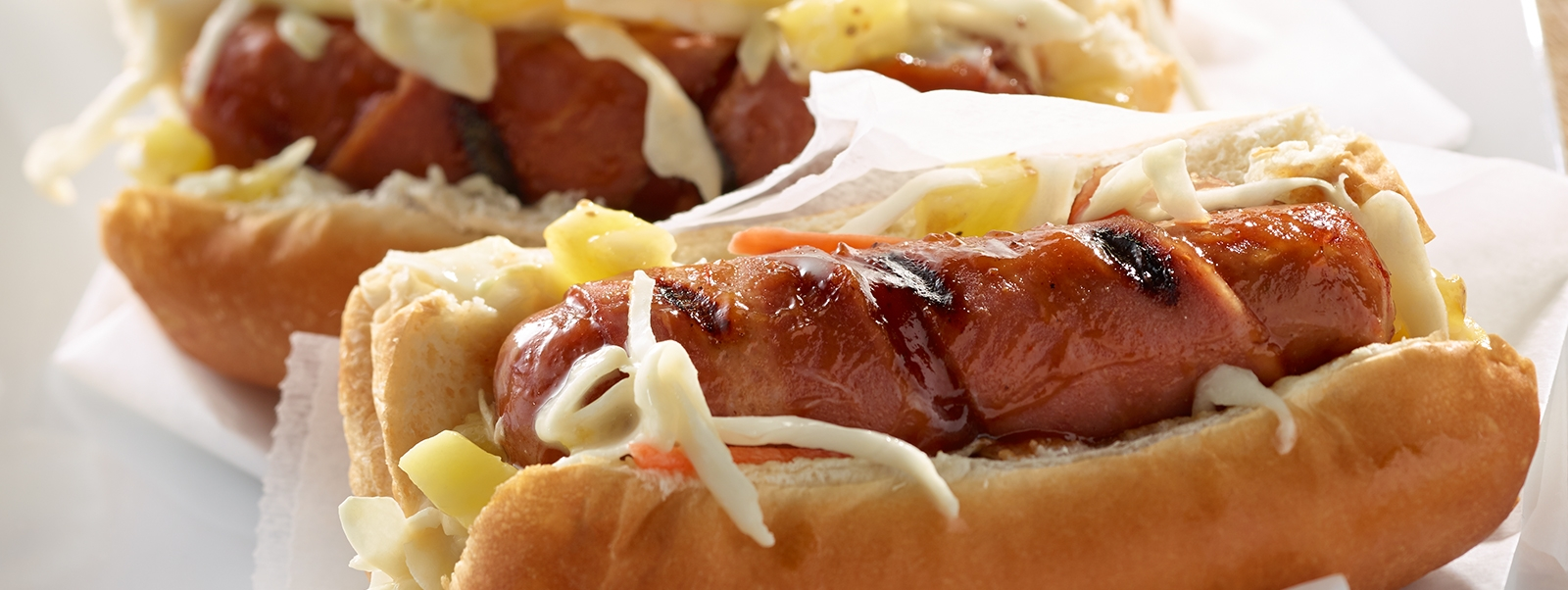 July is National Hot Dog Month