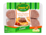 Lean Turkey Breakfast Sausage Patties