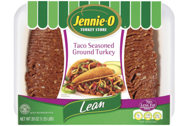 Lean Taco Seasoned Gr