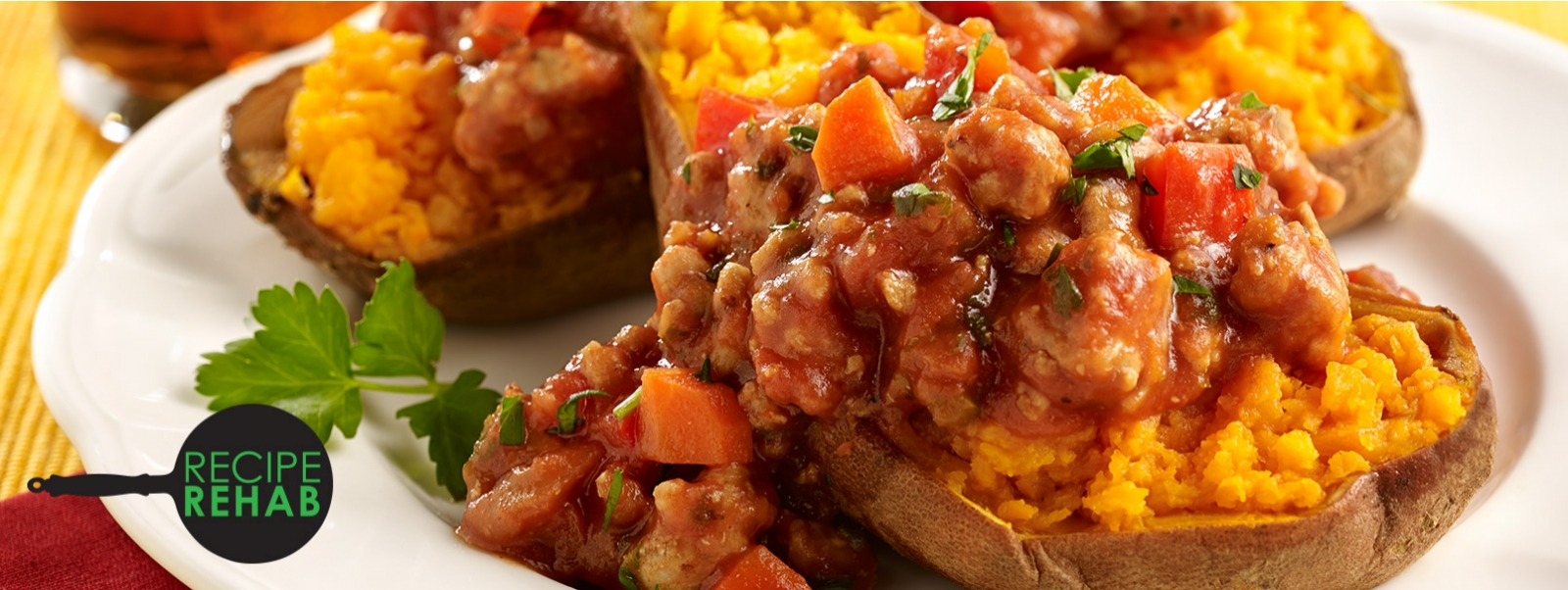 Recipe Rehab™ Turkey & Salsa Sloppy Joe's
