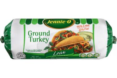 Lean Ground Turkey Roll