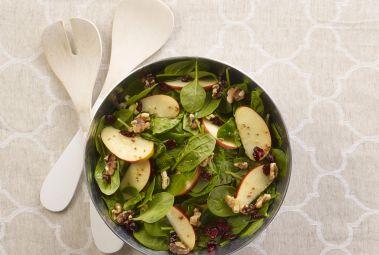 Make-Ahead Apple Cranberry Walnut Salad | Jennie-O® Turkey