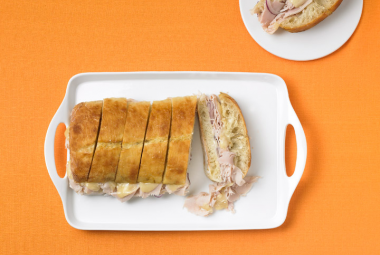 Turkey & Swiss Pull-Apart | Nutritional Information | Jennie-O ...
