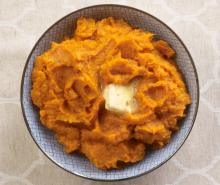 Make-Ahead Mashed Sweet Potatoes