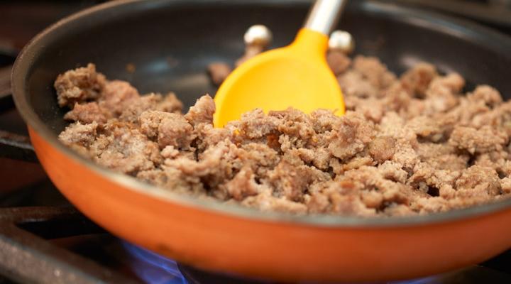Turkey Sausage Mini Quiche