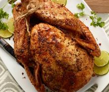 Tex-Mex Roast Turkey