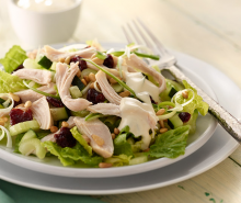 Dried Cherry Turkey Salad