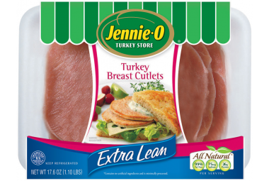 Extra Lean Turkey Breast Cutlets