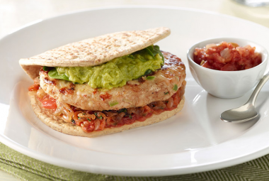 Jalapeño Jack Turkey Burgers | Jennie-O® Turkey