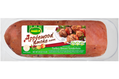 Applewood Smoked Turkey Breast Tenderloin