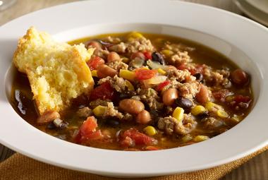 Turkey Taco Soup | Nutritional Information | Jennie-O® Turkey