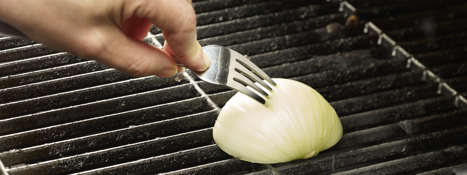 Make Your Grill Non-stick Naturally