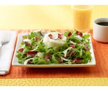 Turkey Bacon & Arugula Salad