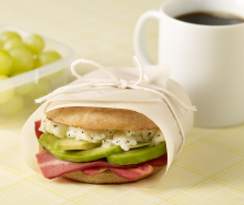 Recipe Rehab™ Grab & Go Turkey Breakfast Sandwich