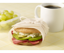 Recipe Rehab Grab & Go Turkey Breakfast Sandwich