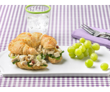 Turkey Salad Croissants