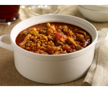 Turkey Chili with Fire Roasted Tomatoes