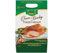 OVEN READY Boneless Skinless Turkey Breast
