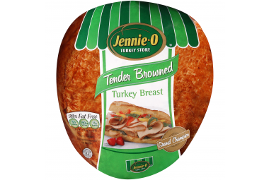 Tender Browned Turkey Breast