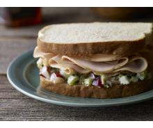 Waldorf Turkey Salad Sandwich