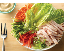 Oriental Turkey Salad