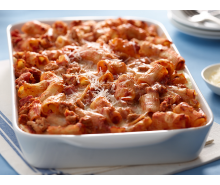 Baked Turkey Rigatoni