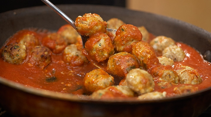 Mini Turkey Meatballs | Jennie-O® Turkey