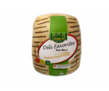 DELI FAVORITES Mesquite Smoked Honey Turkey Breast