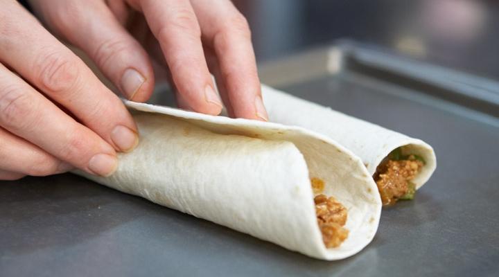Turkey Burritos