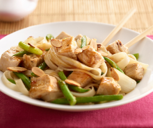 Turkey & Green Bean Stir-Fry