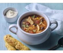Turkey Chipotle Chili Soup