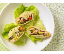 Garden Turkey Salad Shells