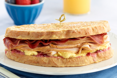 Monte Cristo Turkey Breakfast Sandwich | Nutritional Information ...