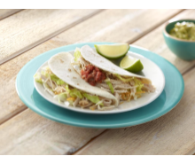 Turkey Tortillas